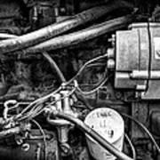 A Mechanic's View Art Print