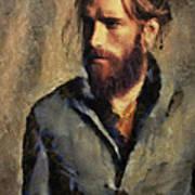 A Modern Day Edouard Art Print