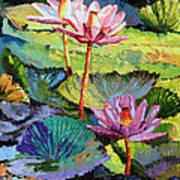 A Moment In Sunlight Art Print