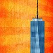 A New Day - World Trade Center One Art Print