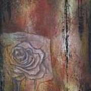 A Peek Of Beauty No. 1 Art Print