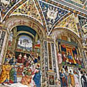 A Piece Of The Piccolomino Art Print