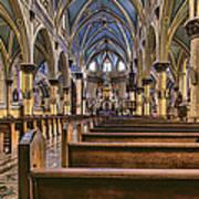 Place To Worship Art Print