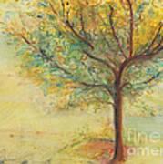 A Poem Lovely As A Tree Art Print