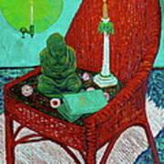 A Prayer For Vincent Art Print