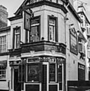 A Pub On Every Corner Art Print by Georgia Fowler