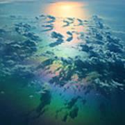 A Rainless Rainbow Art Print