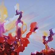 A Ride To Subconsciousness Art Print