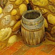 A Sole Barrel Art Print