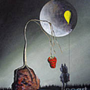 A Strange Dream By Shawna Erback Art Print