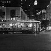 A Streetcar In Nola Art Print