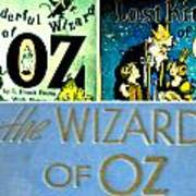 A Tribut To The Oz Art Print