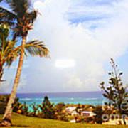 A View Of Bermuda Art Print
