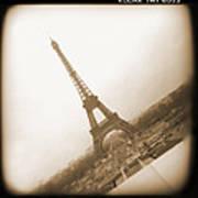 A Walk Through Paris 11 Art Print