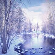 A Winter Reverie Art Print