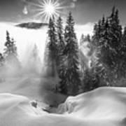 A Winter Tale ! Art Print