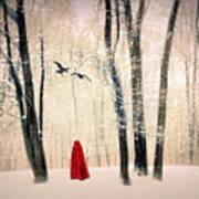 A Winters Tale Art Print