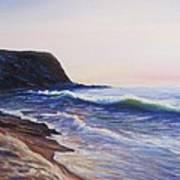 Abalone Cove Art Print