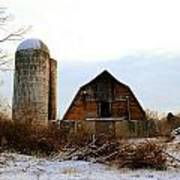 Abandoned Farm 2 Art Print