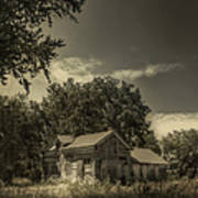 Abandoned Homestead Art Print