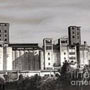 Abandoned Mills Art Print