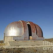 Abandoned Observatory Art Print