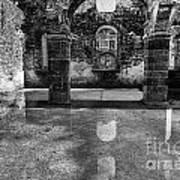 Abbey Ruins Art Print