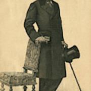 Abel Hermant (1862-1950) French Writer Art Print