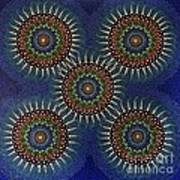 Aboriginal Inspirations 16 Art Print