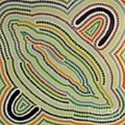 Aboriginal Inspirations 17 Art Print