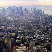 Above New York Art Print