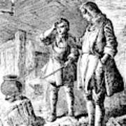 Abraham Darby (1678-1717) Art Print