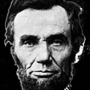 Abraham Lincoln 1 Alexander Gardner Photo Washington D.c. C. 1864 Art Print