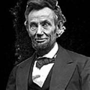 Abraham Lincoln 2  Alexander Gardner Photo Washington Dc  February  1865 Art Print