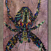 Abstrachid 3 Art Print