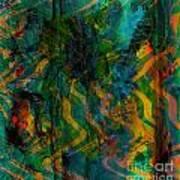 Abstract - Emotion - Apprehension Art Print