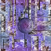 Abstract   Sphere Art Print