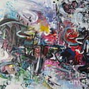 Abstract 00111 Art Print