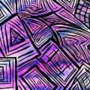 Abstract-04 Art Print