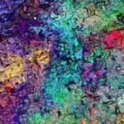 Abstract 061313 Art Print