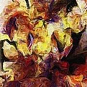 Abstract 082413 Art Print