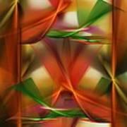 Abstract 092313 Art Print