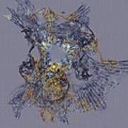 Abstract 101913 Art Print