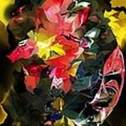 Abstract 102513 Art Print