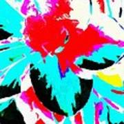 Abstract 107 Art Print