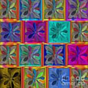 Abstract 130 Art Print
