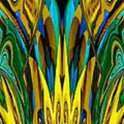 Abstract 150 Art Print