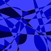 Abstract 153 Art Print