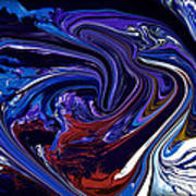 Abstract 170 Art Print
