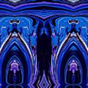 Abstract 178 Art Print by J D Owen